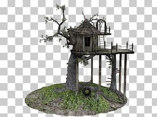 Tree House Computer File PNG