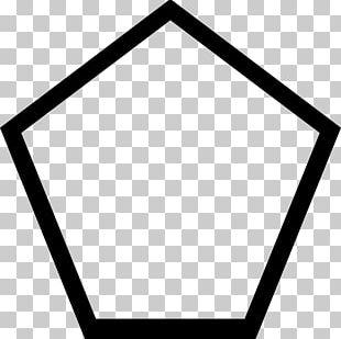 Pentagon Geometric Shape Geometry Hexagon PNG