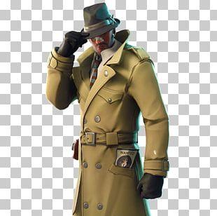 Fortnite Battle Royale Detective Emote Epic Games PNG