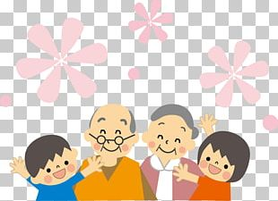 National Grandparents Day Respect For The Aged Day Grandchild PNG