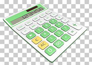Solar-powered Calculator Mortgage Calculator Scientific Calculator PNG