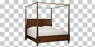 Bed Frame Four-poster Bed Canopy Bed Bed Size PNG