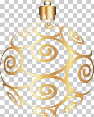 Christmas Ornament Ball Christmas Tree PNG