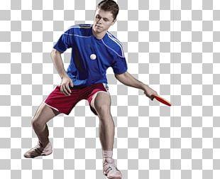 Ping Pong Jersey Team Sport Tennis PNG