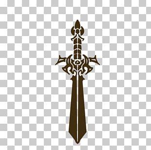 Sword Logo Shield Weapon PNG