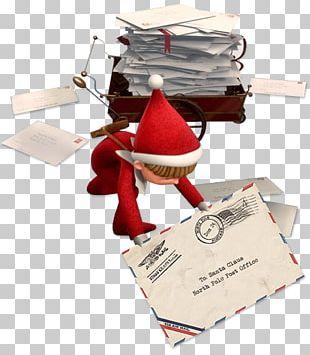 The Elf On The Shelf Book Christmas Translation PNG