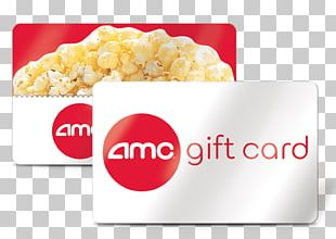 AMC Theatres Gift Card Cinema Discounts And Allowances PNG