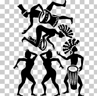 African Dance Music Of Africa PNG