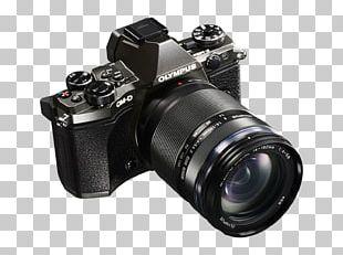 Olympus OM-D E-M5 Mark II Olympus OM-D E-M10 Mark II Camera Lens PNG