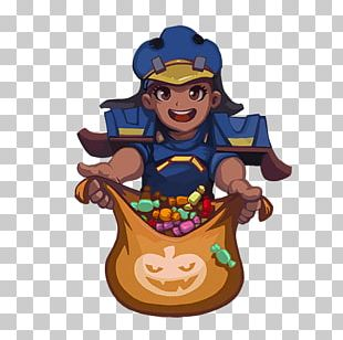 Overwatch Mei Video Game Halloween Trick-or-treating PNG