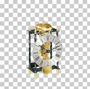 Hermle Clocks Mantel Clock Movement Skeleton Clock PNG