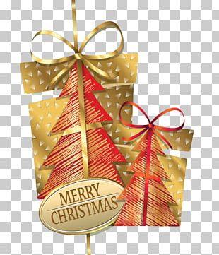 Christmas Gift Christmas Gift New Year Snowflake PNG