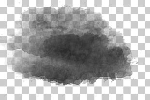 Cloud Black And White Drawing PNG