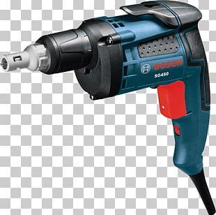 Screw Gun Robert Bosch GmbH Augers Bosch SGH182-01 Screwdriver PNG
