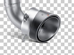 2018 Audi R8 Akrapovič Exhaust System Muffler PNG