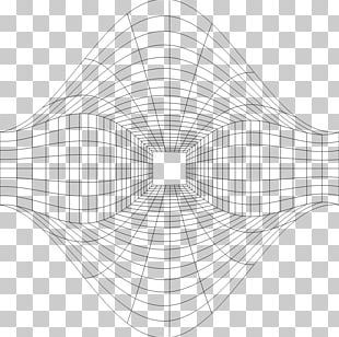 Perspective Grid PNG