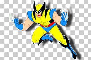 Wolverine Professor X Open Graphics PNG