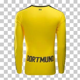 Borussia Dortmund T-shirt Jersey Sleeve PNG