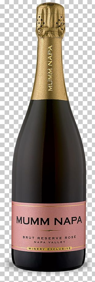 Champagne Napa Valley AVA Sparkling Wine G.H. Mumm Et Cie PNG