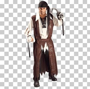 Costume Party Piracy Halloween Costume Clothing PNG