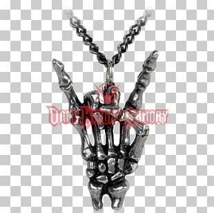 Sign Of The Horns Jewellery Charms & Pendants Necklace Amulet PNG