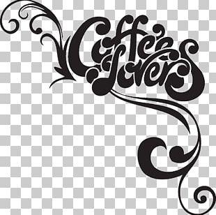 Cafe Coffee Espresso Sticker PNG