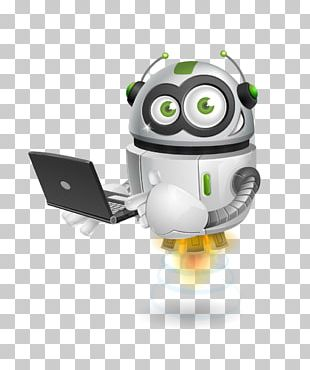 Robot Chatbot Binary Option Artificial Intelligence Technology PNG