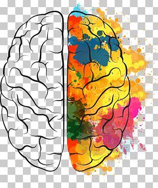 Brain Euclidean Icon PNG