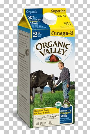 Milk Dairy Cattle Organic Food Organic Valley PNG