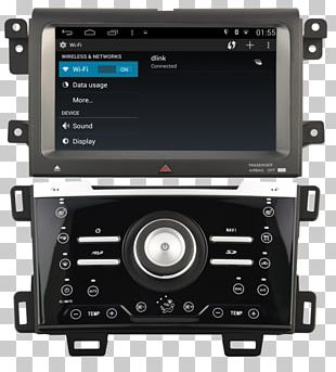 2013 Ford Edge Car GPS Navigation Systems Ford Motor Company PNG