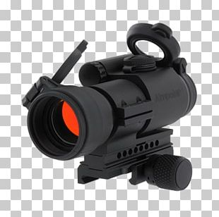 Aimpoint AB Red Dot Sight Optics Telescopic Sight PNG