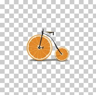 Bicycle Wheel Bicycle Wheel Orange Mountain Bikes Art Bike PNG