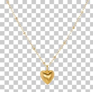 Charms & Pendants Necklace Jewellery Colored Gold PNG