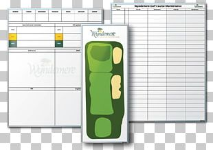 Dry-Erase Boards Golf Course Work Order Maintenance PNG