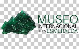 Emerald Green Mineral Plastic Font PNG
