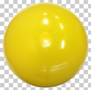 Beach Ball Yellow Tennis Balls Wiffle Ball PNG