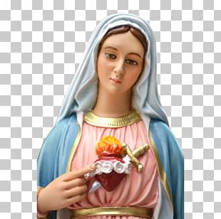 Immaculate Heart Of Mary Saint Rosary Litany PNG