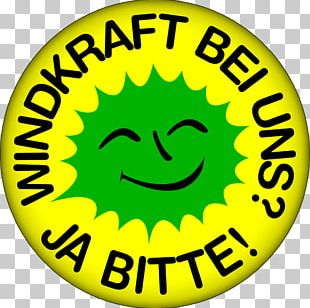 Wind Power Wind Turbine Smiley Energy Transition Nuclear Power PNG