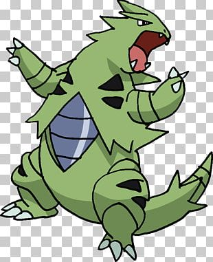 Pokémon GO Tyranitar Larvitar BlackBerry KEY2 PNG