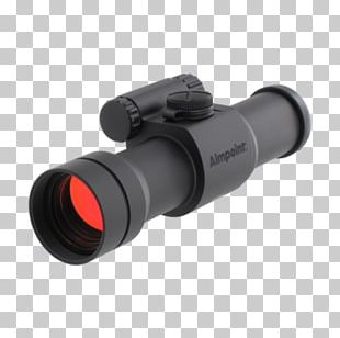 Aimpoint AB Reflector Sight Red Dot Sight Optics PNG