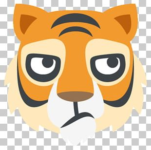 Tiger Face Png Clipart Animal Art Black And White Carnivora