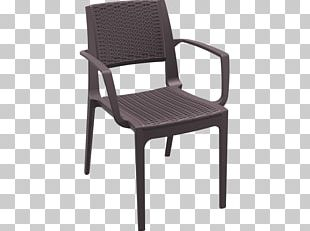 Chair Garden Furniture アームチェア Wicker PNG