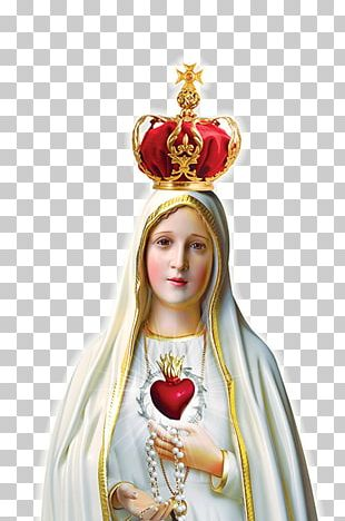 Immaculate Heart Of Mary Our Lady Of Fátima Apparitions Of Our Lady Of Fatima PNG