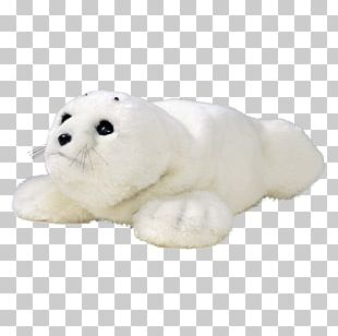 Paro Earless Seal Robotic Pet Harp Seal PNG