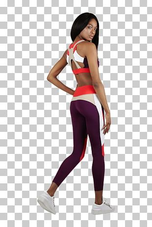 Leggings T-shirt Waist Physical Fitness Clothing PNG