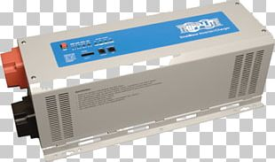 Battery Charger Power Inverters Tripp Lite Sine Wave Alternating Current PNG