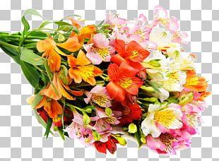Flower Bouquet Cut Flowers Wedding Rose PNG
