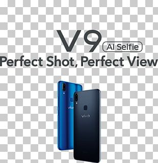 Vivo V9 IPhone X Smartphone Front-facing Camera PNG