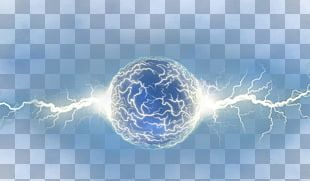 Lightning Electric Current Electricity PNG