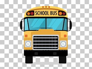 School Bus Icon PNG